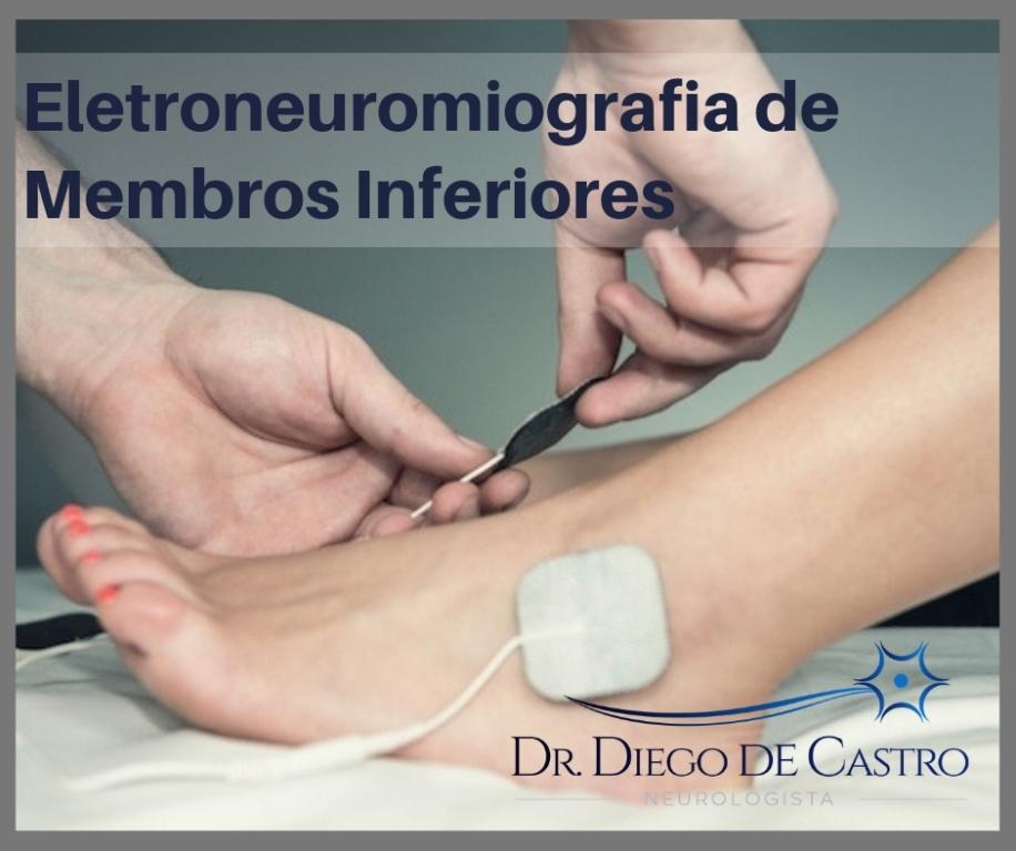 Eletroneuromiografia de Membros Inferiores