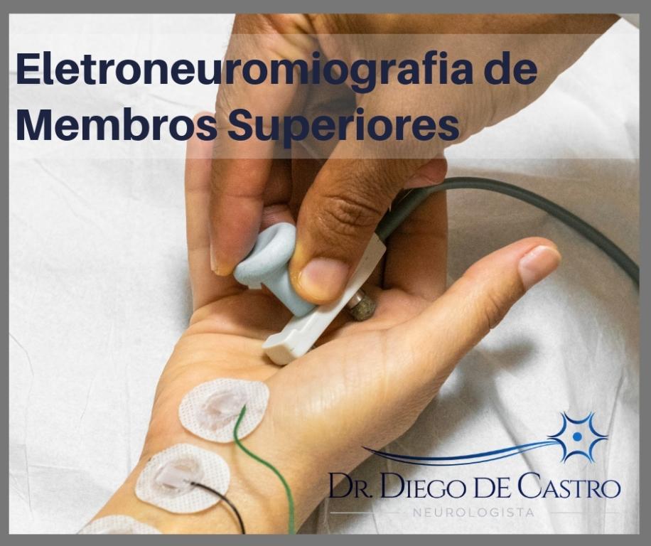 Eletroneuromiografia de Membros Superiores