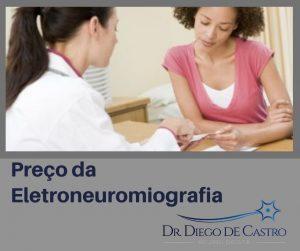 Preço da Eletroneuromiografia